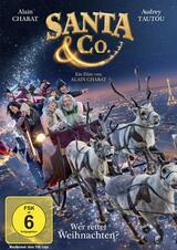 Santa & Co. - Wer rettet Weihnachten? - Poster