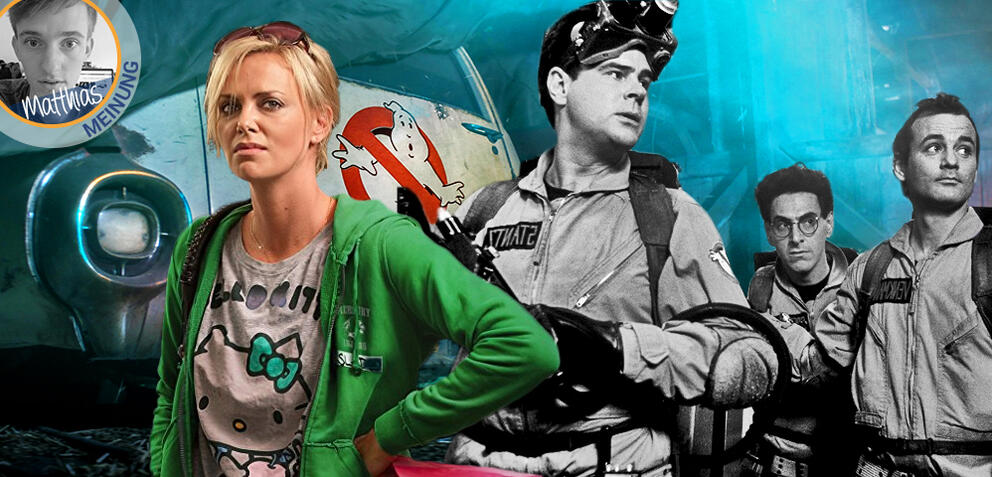 Ghostbusters in der Midlife-Crisis