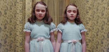 Die gruseligen Zwillinge in Shining