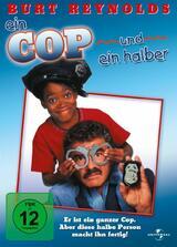 Ein Cop und ein Halber - Poster