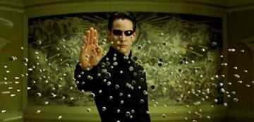 In Matrix spielte Keanu Reeves als Neo seine wohl größte Rolle