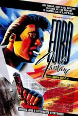 Ford Fairlane - Rock'n' Roll Detective - Poster