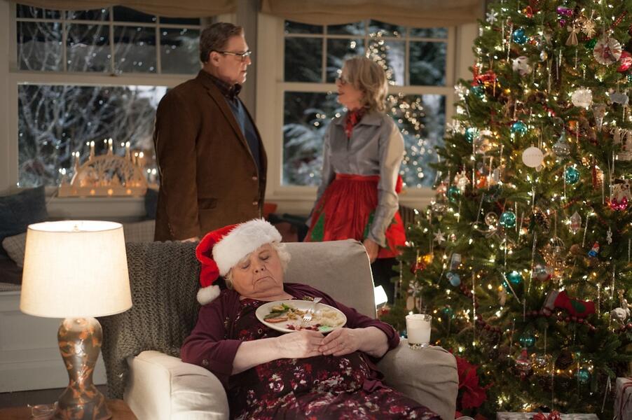 Alle Jahre wieder - Weihnachten mit den Coopers mit John Goodman, Diane Keaton und June Squibb