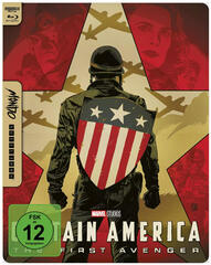 Das Mondo-Steelbook für Captain America