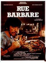 Rue barbare - Poster