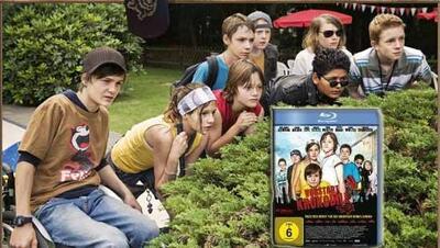 Die Vorstadtkrokodile sind alle neugierig auf die Blu-Ray