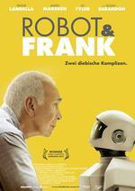 Robot and Frank - Zwei diebische Komplizen Poster