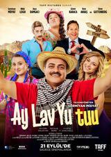 Ay Lav Yu Tuu - Poster