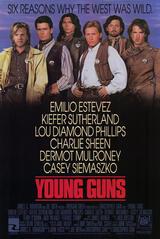 Young Guns - Poster