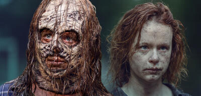 Gamma in The Walking Dead