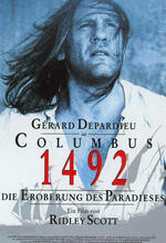 1492 - Die Eroberung des Paradieses Poster