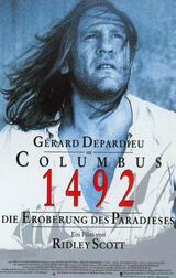 1492 - Die Eroberung des Paradieses - Poster