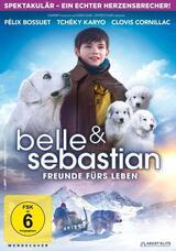 Belle & Sebastian - Freunde fürs Leben - Poster