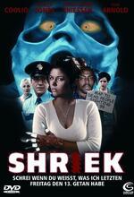 Shriek - Schrei wenn du weißt, was ich letzten Freitag den 13. getan habe Poster