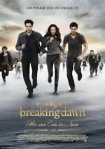 Twilight 4: Breaking Dawn - Biss zum Ende der Nacht - Teil 2 Poster