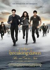 Twilight 4: Breaking Dawn - Biss zum Ende der Nacht - Teil 2 - Poster