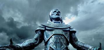Bild zu:  Oscar Isaac als Apocalypse