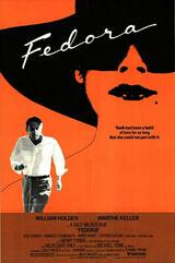 Fedora - Poster