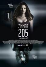 205 - Zimmer der Angst Poster