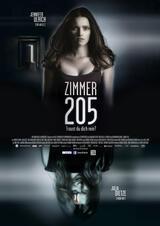 205 - Zimmer der Angst - Poster