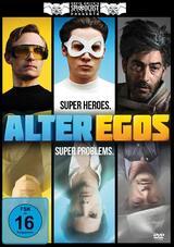 Alter Ego - Große Helden, noch größere Probleme - Poster