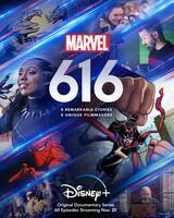 Marvel's 616 - Poster
