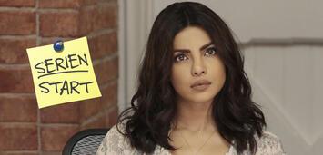 Bild zu:  Priyanka Chopra in Quantico, Staffel 2