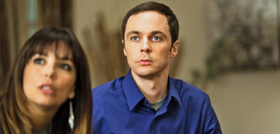 Jim Parsons in Visions