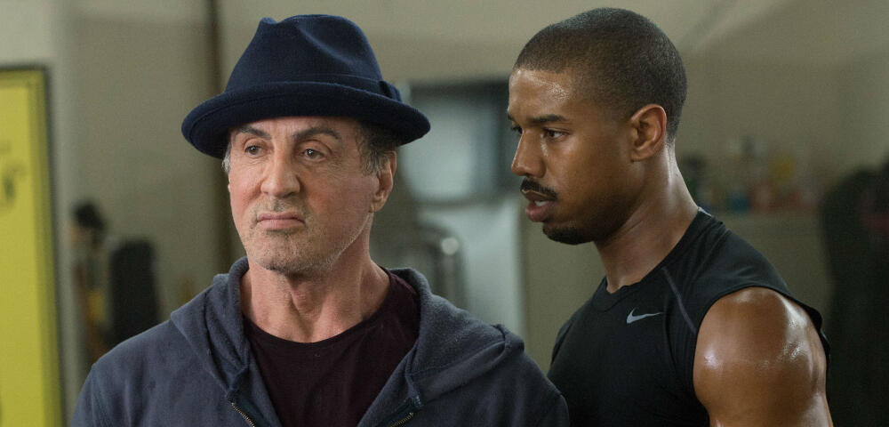 Creed 2 sylvester stallone deutet duell creed vs drago for 76 2306 3