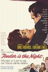 Zärtlich ist die Nacht - Poster