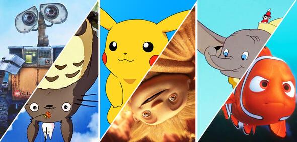 Die allersüßesten Animationsfiguren