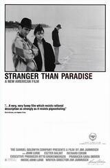 Stranger Than Paradise - Poster