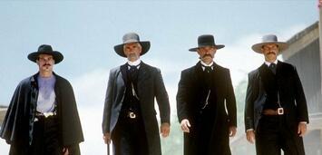 Bild zu:  Val Kilmer in Tombstone