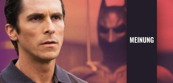 Die Dark Knight-Reihe mit Christian Bale von Christopher Nolan erfand Batman neu
