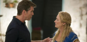 Pierce Brosnan und Meryl Streep in Mamma Mia!