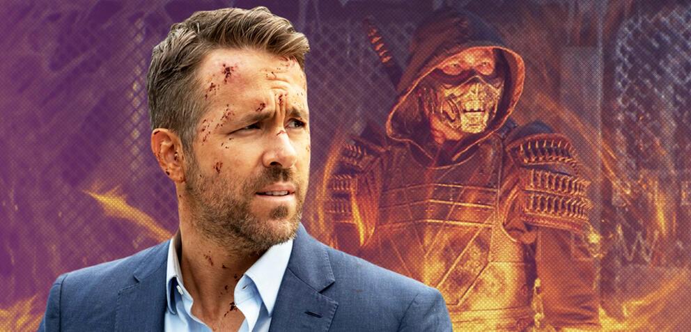 Ryan Reynolds und Mortal Kombat
