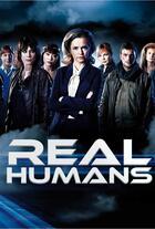 Real Humans - Echte Menschen Poster