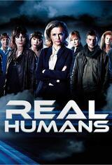 Real Humans - Echte Menschen - Poster