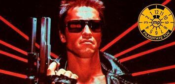 Bild zu:  Ein Mann weniger Worte: Arnold Schwarzenegger