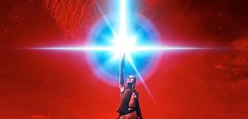 Bild zu:  Star Wars: Episode VIII - Die letzten Jedi