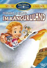 Bernard und Bianca im Känguruland - Poster