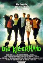 Die Killerhand Poster