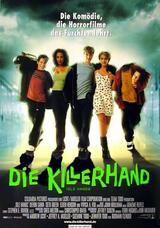 Die Killerhand - Poster