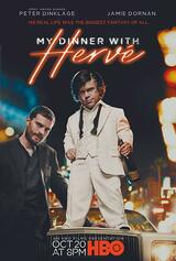 My Dinner with Hervé - Poster