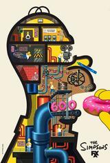 Die Simpsons - Staffel 28 - Poster