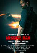 Message Man - Poster