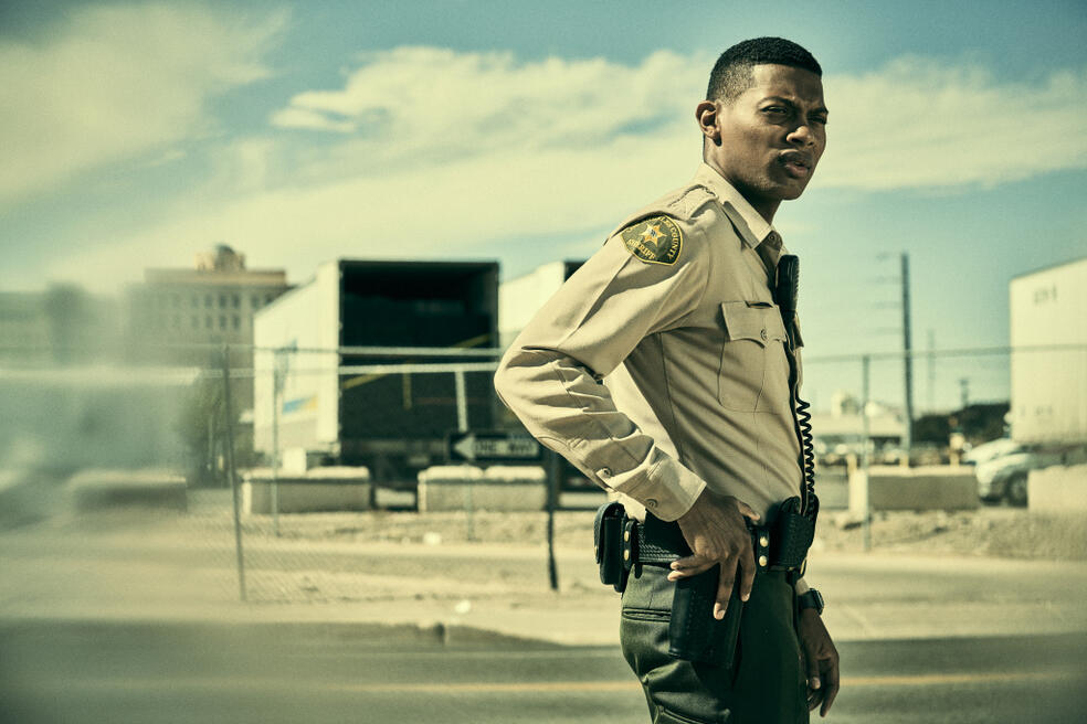 Deputy Einsatz Los Angeles Besetzung