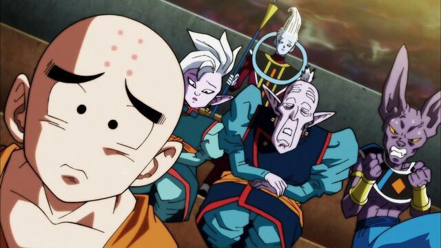Kuririn und die Götter des 7. Universums