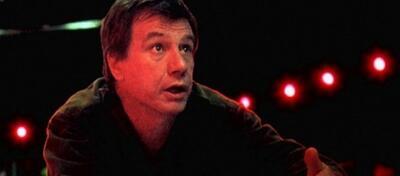 John McTiernan am Set von Rollerball (2002)