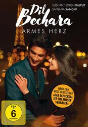 Dil Bechara - Armes Herz Poster